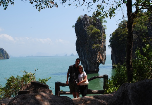 Khao Phing Kan - James Bond Felsen
